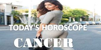 cancer daily horoscope for today monday 18th october, 2021