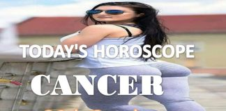 cancer daily horoscope for today tuesday 26th october, 2021