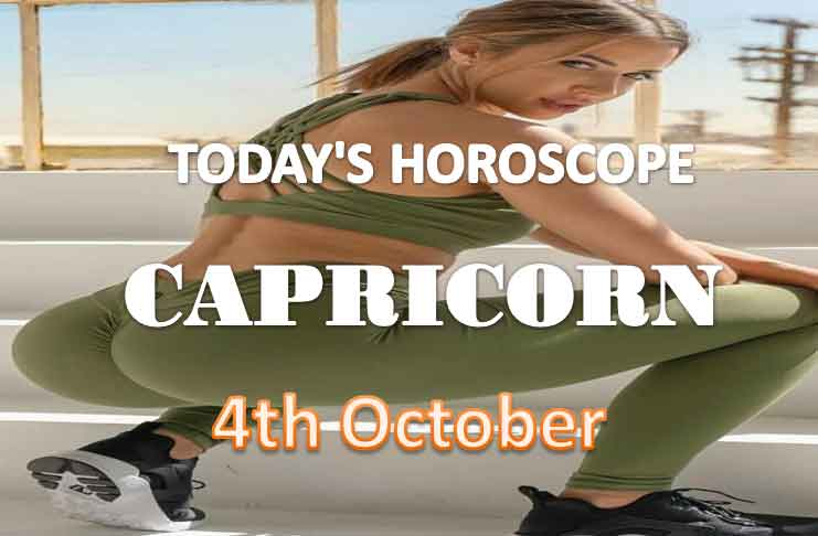 capricorn daily horoscope for today monday 4th october, 2021