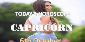 capricorn daily horoscope for today wednesday 6th october, 2021