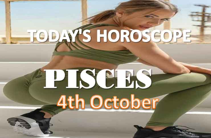 pisces daily horoscope for today monday 4th october, 2021