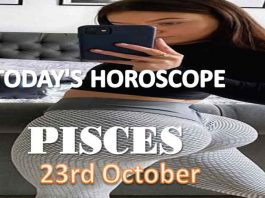 pisces daily horoscope for today saturday 23rd october, 2021