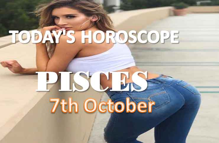 pisces daily horoscope for today thursday 7th october, 2021