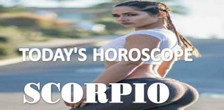 scorpio daily horoscope for today monday 11th october, 2021
