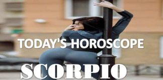 scorpio daily horoscope for today tuesday 19th october, 2021
