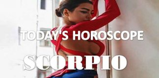 scorpio daily horoscope for today tuesday 5th october, 2021