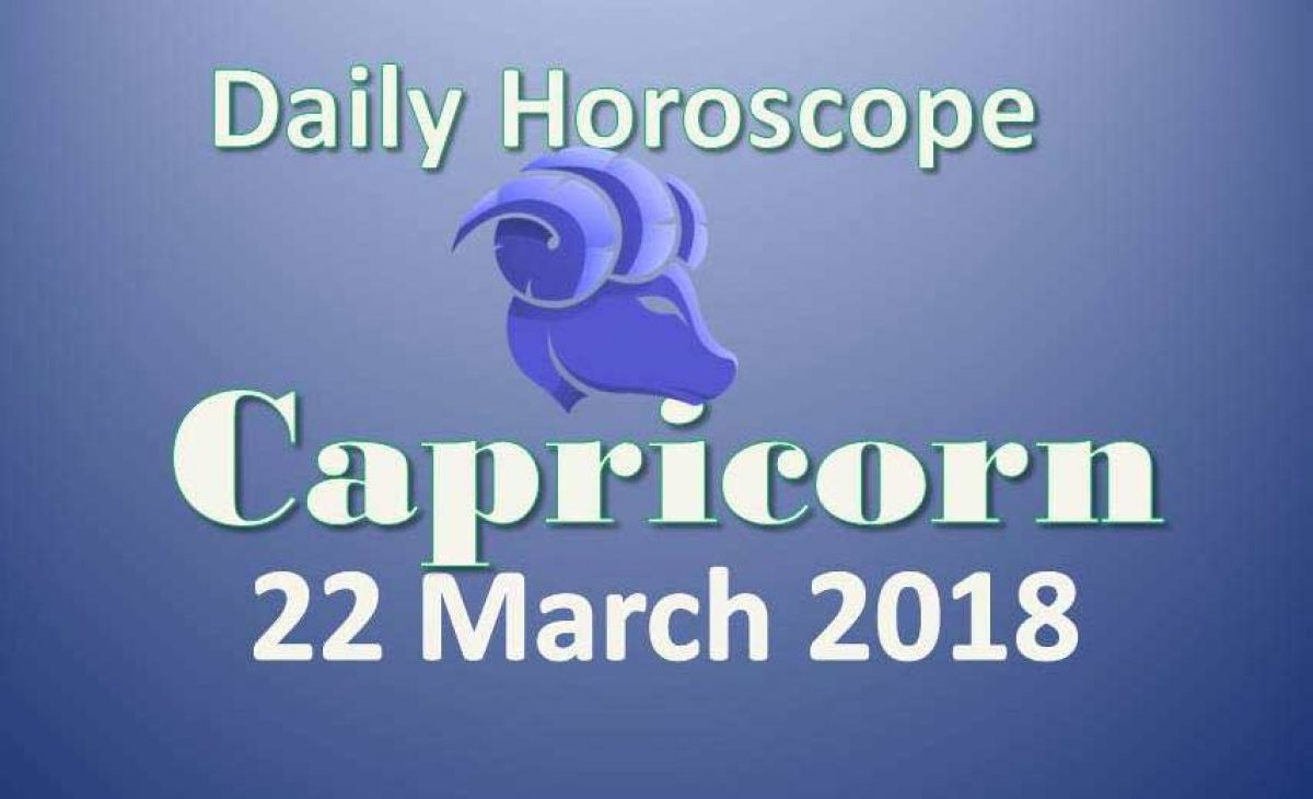 Here is your horoscope for March 20, 12020